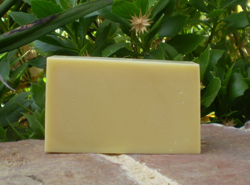 how to make organic body soap